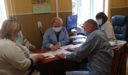У смт Катеринопіль проведено інформаційні заходи з працівниками лікарень